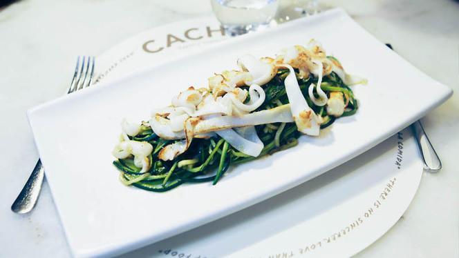 sugerencia del chef - Cachitos Diagonal, Barcelona