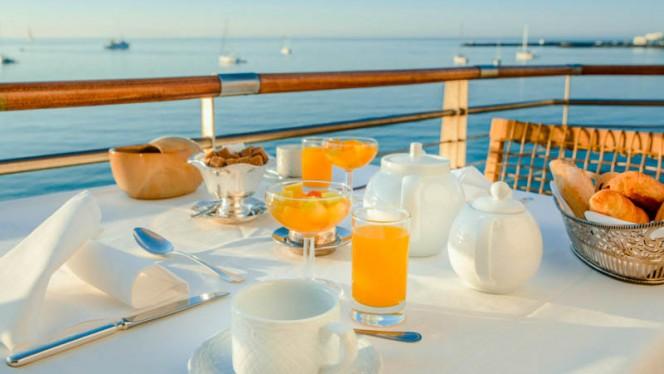 Pequeno-almoço - Albatroz, Cascais
