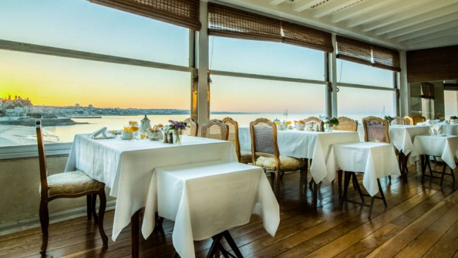 Restaurante - Albatroz, Cascais