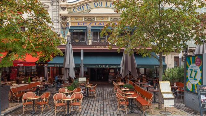 Entrée - Café du Levant, Bordeaux
