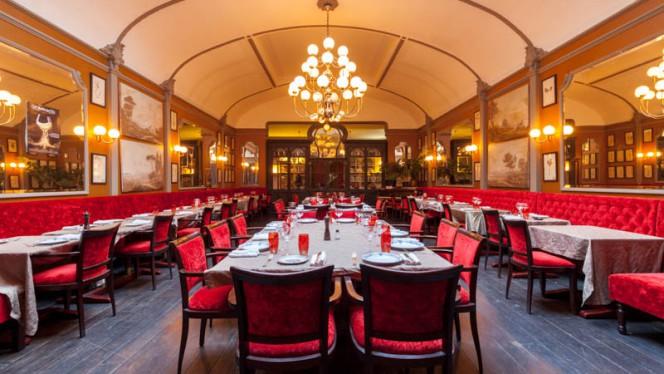 Vue de l'intérieur - Café du Levant, Bordeaux