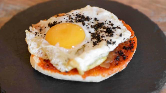 Sugerencia del chef - Pica'p, Valencia