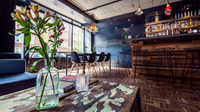 Bacon Bar | - Kevin Bacon Bar, Amsterdam
