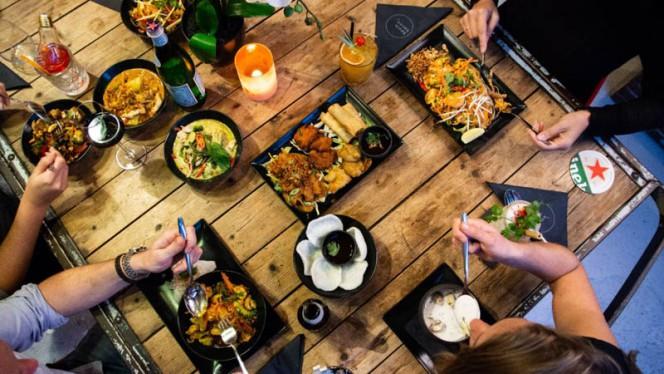 Specialiteit van de chef - Kevin Bacon Bar, Amsterdam