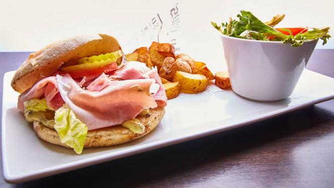 Suggestion burger - F&B City, Lyon-6E-Arrondissement