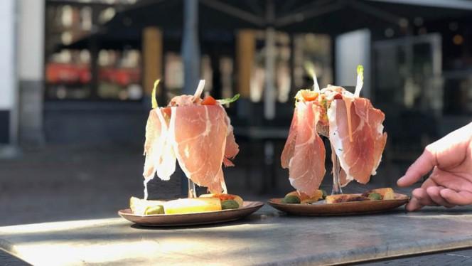 Specialiteit van de chef - Raffaele's Foodbar, Deventer