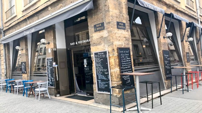 Entrée - Ô Ma Café, Lyon