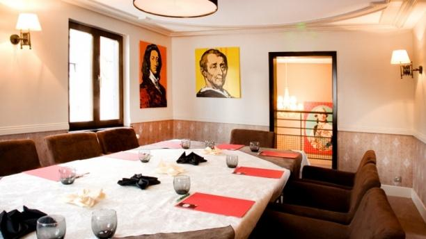 salon Napoléon - La Diligence, Lingolsheim
