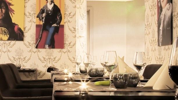Tables dressées - La Diligence, Lingolsheim