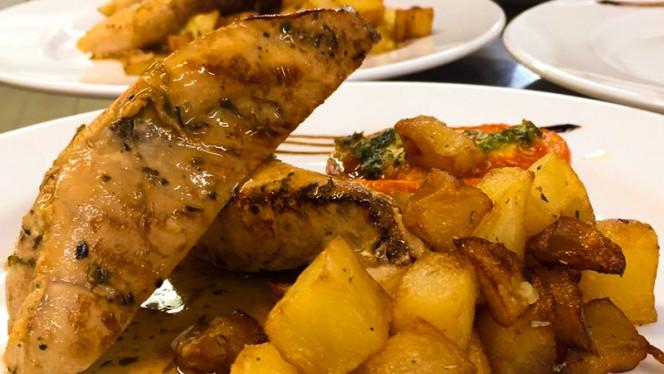 Suggestion de plat - Le Cosmopolite, Les Pennes-Mirabeau