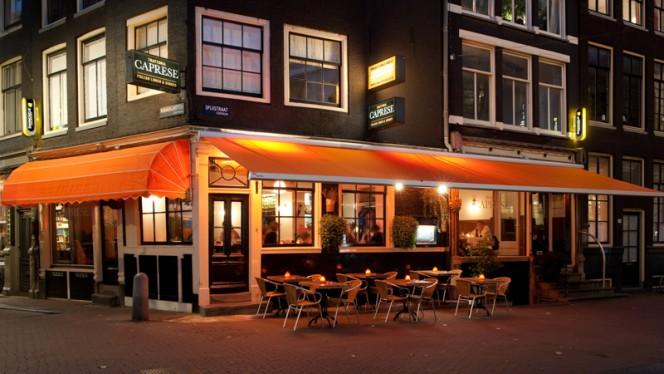 Terrasse - Trattoria Caprese, Amsterdam