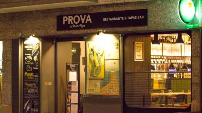 Entrada - Prova by Presto Pizza, Porto