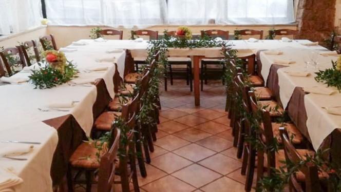 Vista sala - L'Angolo del Buongustaio, Valmontone
