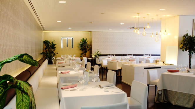 restaurante - M29, Madrid