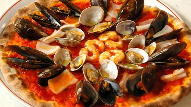 Suggerimento del chef - Osteria del Gambero Rosso, Milan