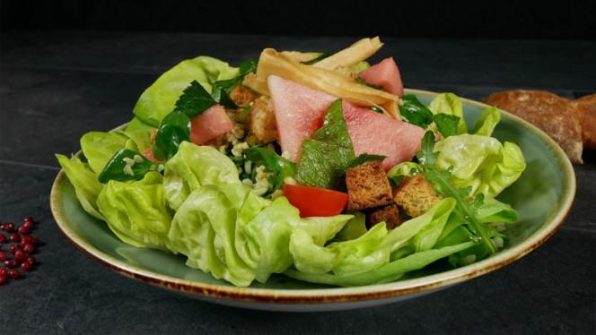 Griekse salade Bulger - De Boterlap Ermelo, Ermelo
