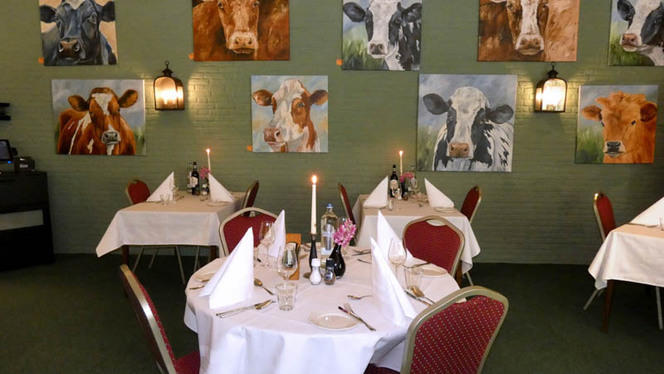 Restaurant - Fletcher Hotel-Restaurant De Grote Zwaan, De Lutte