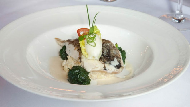 Suggestie van de chef - Fletcher Hotel-Restaurant De Grote Zwaan, De Lutte