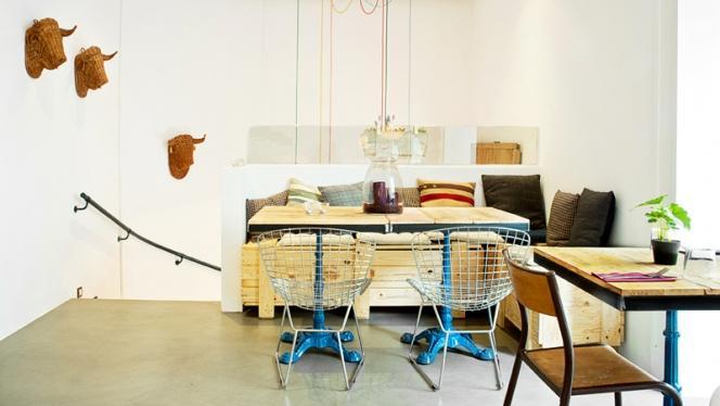 Vista Interior - Mr. Frank, Madrid