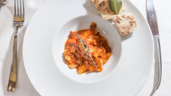 Cotiche con fagioli - Il Cantico dei Sapori, Milan