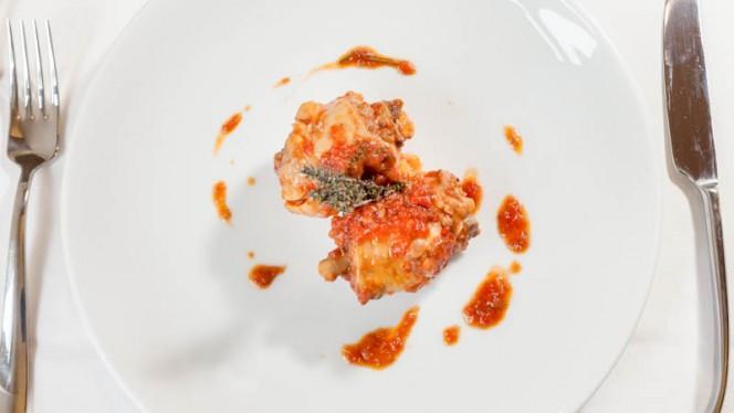 Friccò di pollo - Il Cantico dei Sapori, Milan