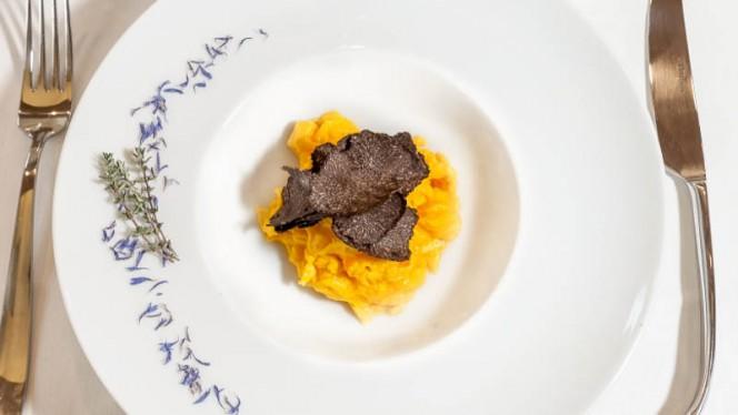 Frittata al tartufo - Il Cantico dei Sapori, Milan