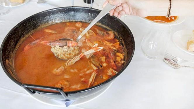 Sugerencia del chef - Época, Valencia