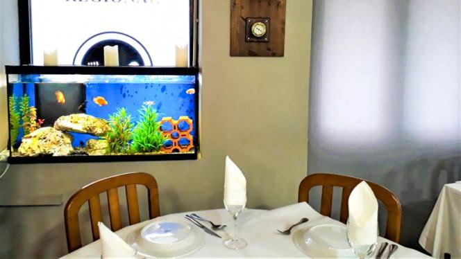 Sala - Rito Cozinha Regional, Porto