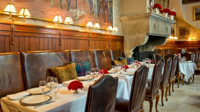Vue salle - Ralph's, Paris