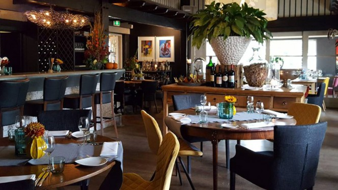 Restaurant - De Bokkepruik, Hardenberg