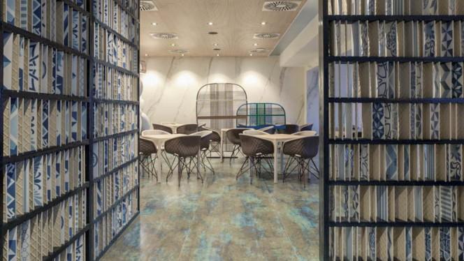 interior - El Tridente de Neptuno, Valencia