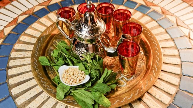 Thé à la menthe fraîche - L'Etoile d'Orient, Lyon