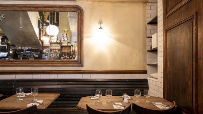 Aperçu de la salle - Café Maurice, Toulouse