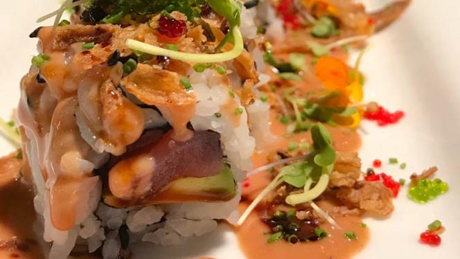Sugerencia del chef - Sushi & Tapas, Valencia