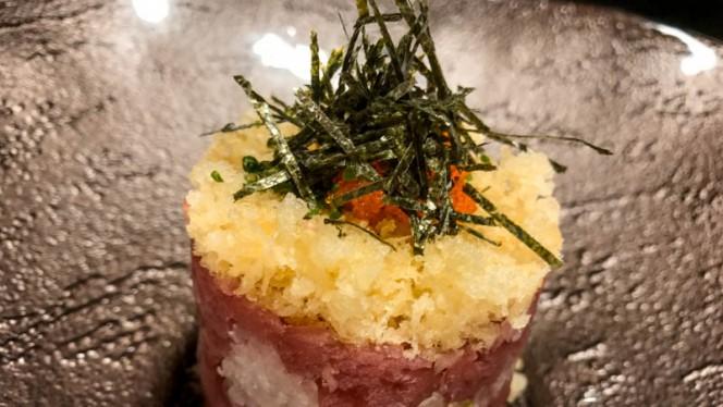 Tartar de Salmón - Sushi & Tapas, Valencia