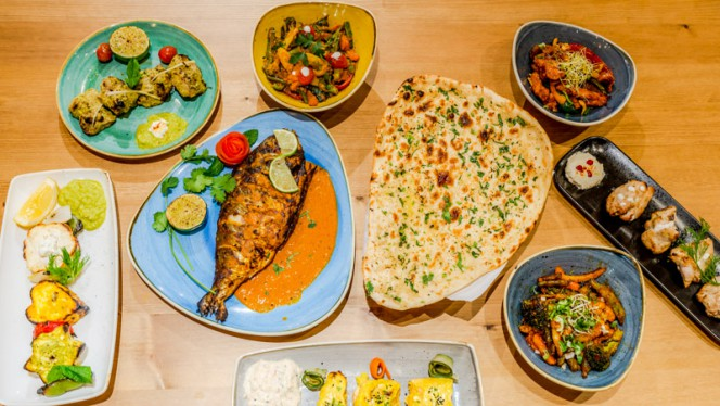 Sugerencia del chef - Out of India, Barcelona