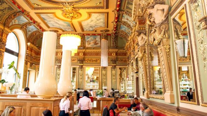 Salle du restaurant - Bibent - Christian Constant, Toulouse