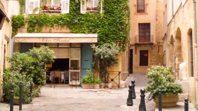 Façade du restaurant - Chez Féraud, Aix-en-Provence
