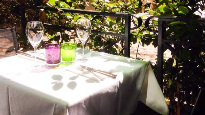 Table dressée - Chez Féraud, Aix-en-Provence