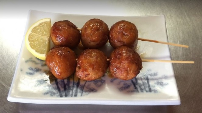 Sugerencia del chef - Senba Zuru, Barcelona