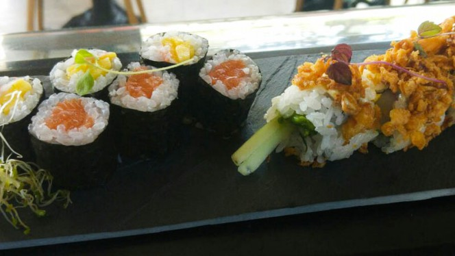 Sugerencia del chef - Sushi Koi Bistrot, Madrid