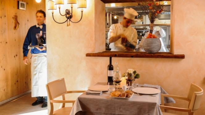 Cucina a vista - La Piöda, Livigno