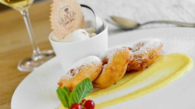 Frittelle di mela Valtellinese - La Piöda, Livigno