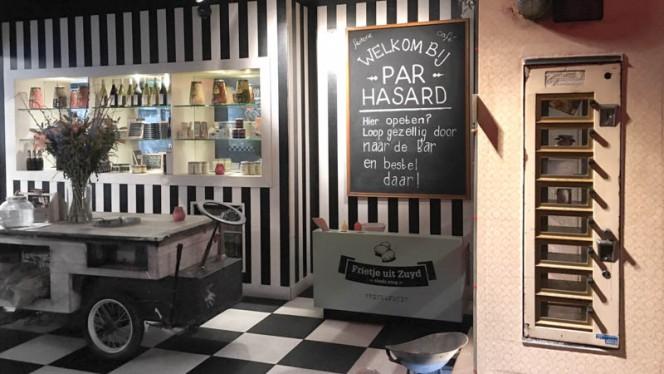 Friterie - Cafe Par Hasard (restaurant), Amsterdam