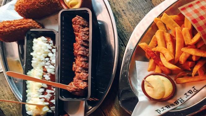 Suggestie van de chef - Cafe Par Hasard (restaurant), Amsterdam