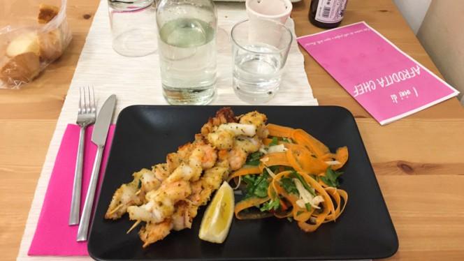 Piatto - Afrodita Chef, Bologna