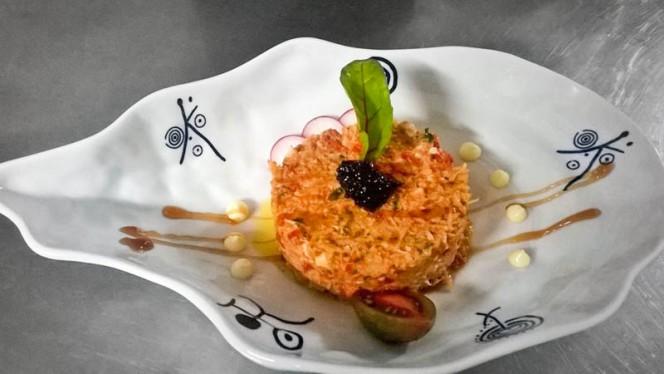 Sugerencia del chef - Pementa Negra, Ourense