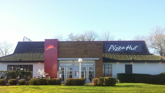Extérieur - Pizza Hut Lomme, Lille