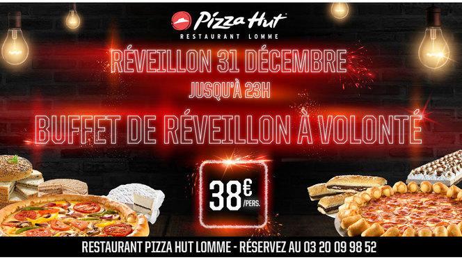 Nouvel An - Pizza Hut Lomme, Lille