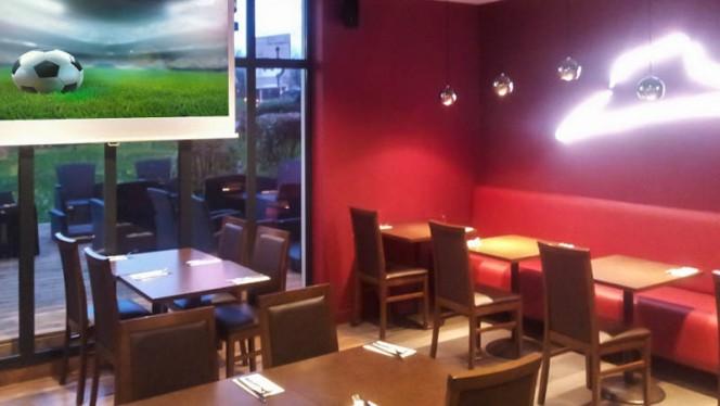 Salle - Pizza Hut Lomme, Lille